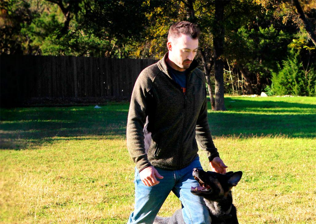 Off Leash Dog Park Austin Texas